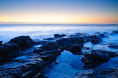 Margaret River coast