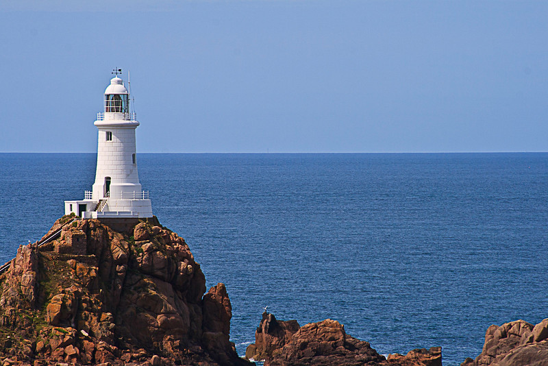 Corbiére Lighthouse, Jersey