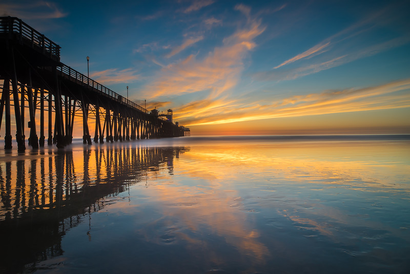 Oceanside Reflections 2