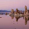 Mono Lake is a hypersaline lake in the Eastern Sierra, close to Lee Vining. I have visited it several times over the past decades to shoot the famous tufa towers and see its water levels slowly rise again. In 2009, I went back to the lake and captured this scene when, for a brief moment after sunset, the sky turned into almost unreal shades of pink and magenta which were reflected in the shallow waters.