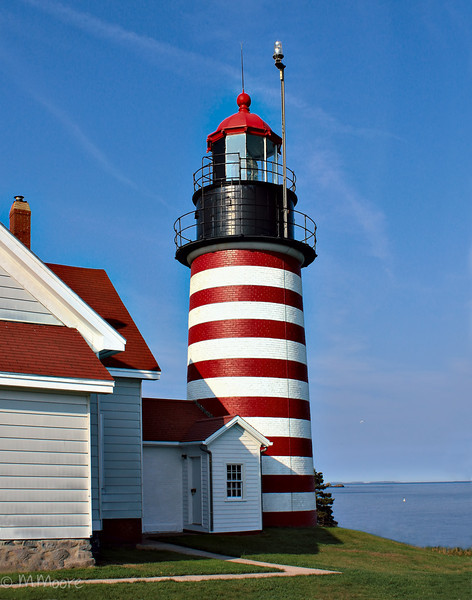 West Quoddy Light
