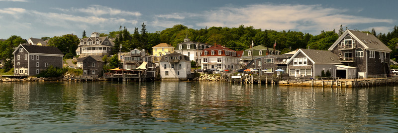 The Charm of Stonington