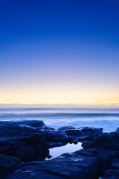 Margaret River coast