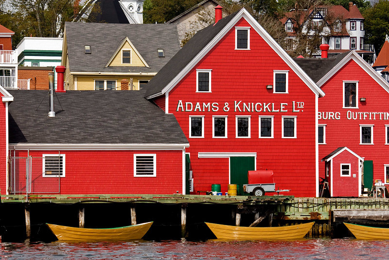 Adams & Knickle ltd . The best scallop producers ever!