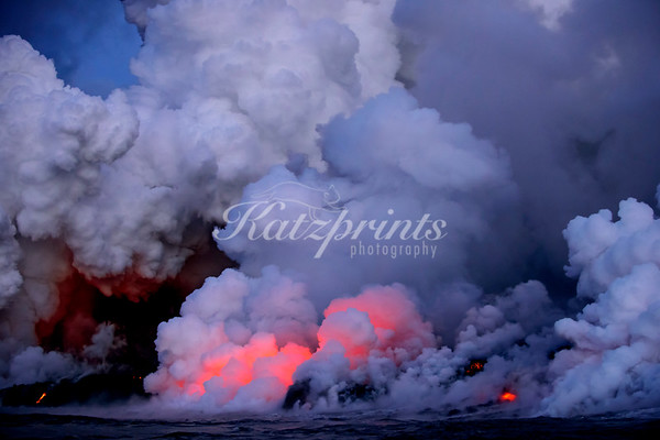 lava clouds