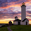 Tibbett's Point Lighthouse