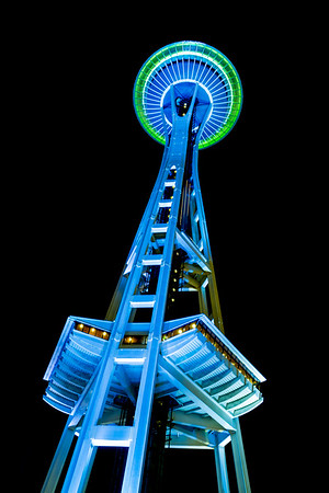 Seattle Space Needle Has Landed!