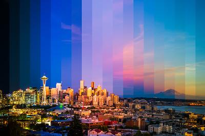 Seattle Time Slce