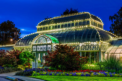 Volunteer Park Conservatory, Seattle