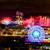 Seattle Mariners Fireworks 2016