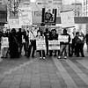 Protesters - Seattle, WA