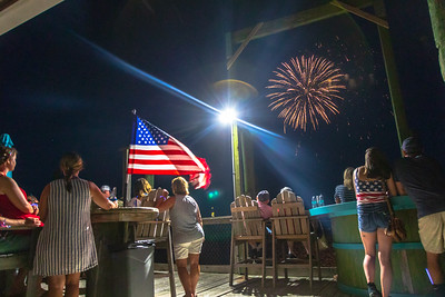 4th of July in Southport, NC