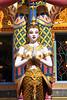 Wat Chayamangkalaram - Thai Buddhist Temple, George Town, Penang, Malaysia.