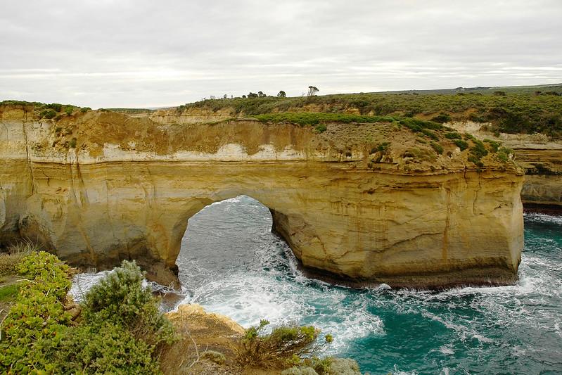 Limestone marvels [Australia]