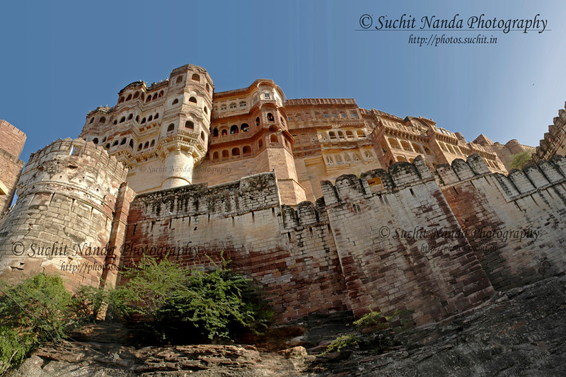 "Jodhpur Fort, Rajasthan, India.    <a href=""http://photos.suchit.in/photos/143588193-O.jpg"">http://photos.suchit.in/photos/143588193-O.jpg</a>"