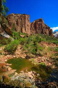 Emerald Pools Trail, Zion National Park, Utah