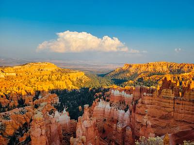 Rim Trail, Sunset Point, Bryce Canyon National Park, Utah