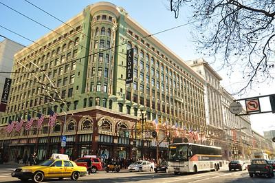San Francisco - Downtown - Palomar Hotel