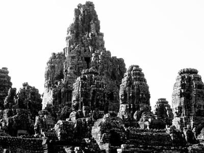 At Angkor Wat...