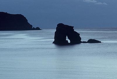 Devon Coastline, England
