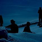 Summit of Mount Titlis, Switzerland