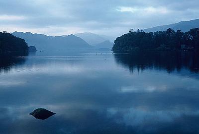 Derwent Water, The Lake District, England