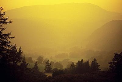 Furness Fells, The Lake District, England