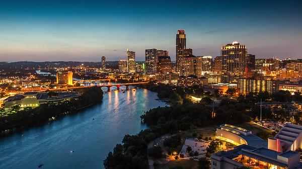 Austin Texas July 4, 2012