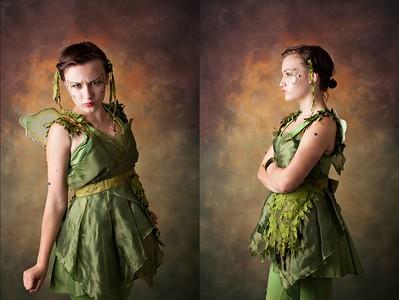 Rawson Saunders' Peter Pan