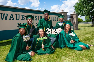 Waubonsie Valley 2020 Graduation Pictures