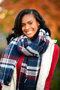 Victoria Thornton Senior Portrait Shoot