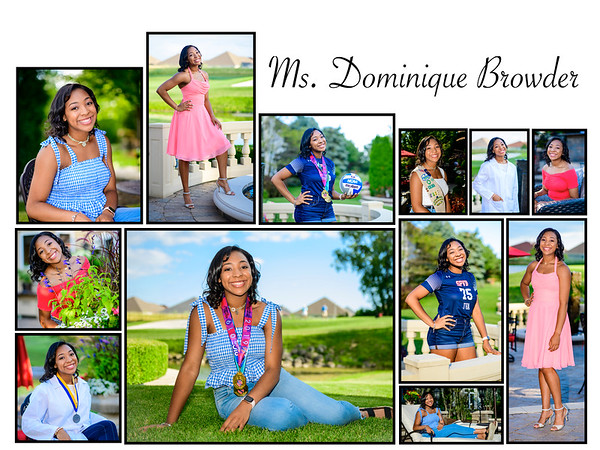 Dominique Browder Recap