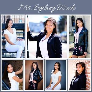 Sydney Wade Senior Portraits