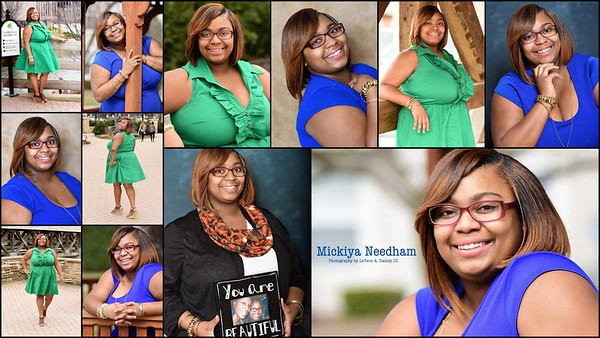 Mickiya Needham Senior Portraits 2016, Photography by LeVern A. Danley III