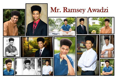 Ramsey Awadzi Photo Shoot