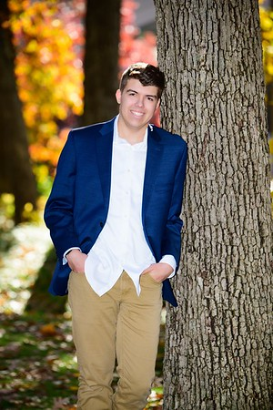 Nathan Combs Senior Portrait Session, Photography by LeVern A. Danley III