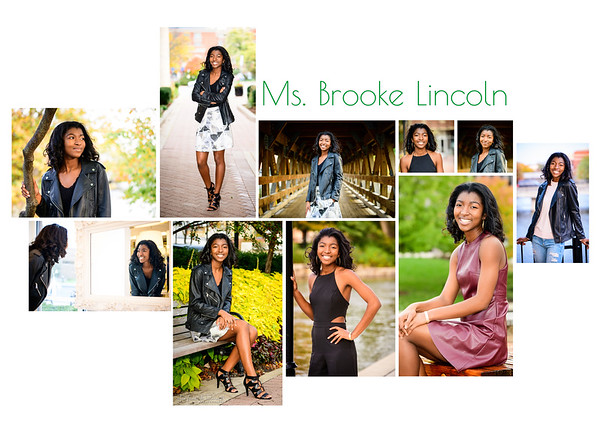 Brooke Lincoln Senior Photo Shoot Recap