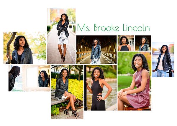 Brooke Lincoln Senior Photo Shoot Recap