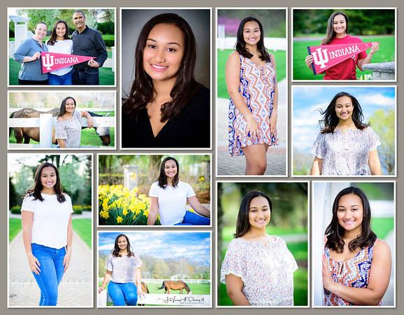 Nicolette Nolen Senior Portrait Shoot