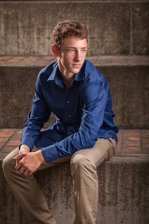 Seattle Senior Portrait Photographer Nakean Photography