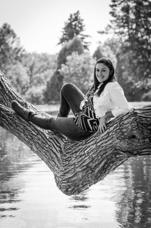 Denver Colorado Senior Pictures Photographer
