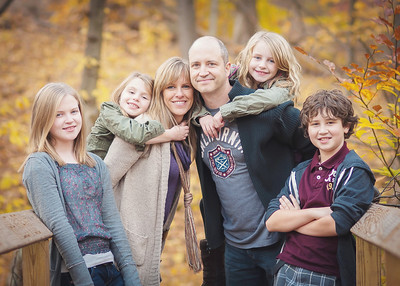 High School Senior Couple Family Photography