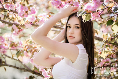 Grace cherry blossoms 2021-10