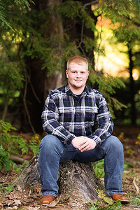 {Brandon} Senior Session | Teri Walizer Photography