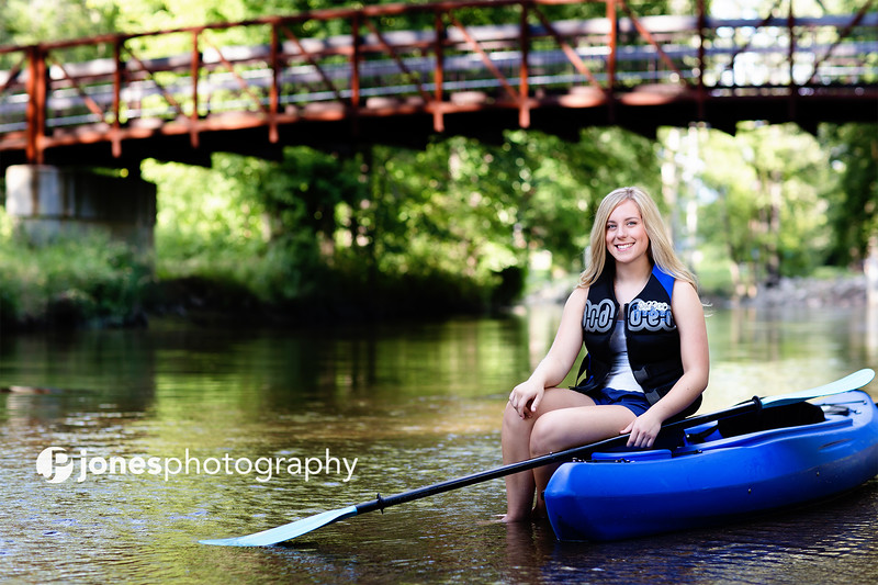 Madisyn_Senior_Kayak_River