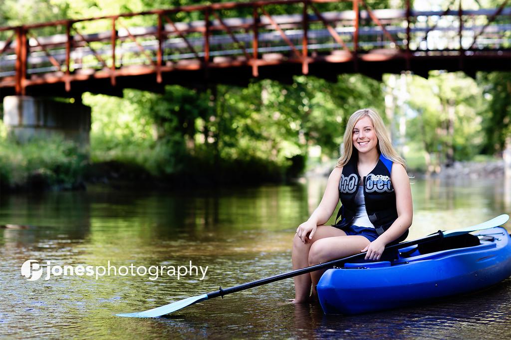 Madisyn_Senior_Kayak_River
