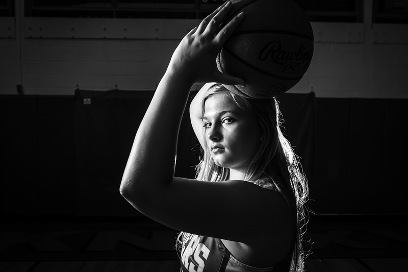 New Knoxville OH | Basketball | Portraits