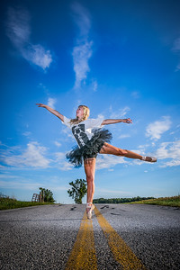 Photo Studio | Shawnee OH | Dancer