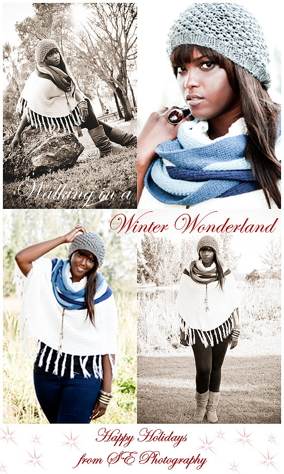 Winter Wonderland ~ Christmas Card  ~ 2012