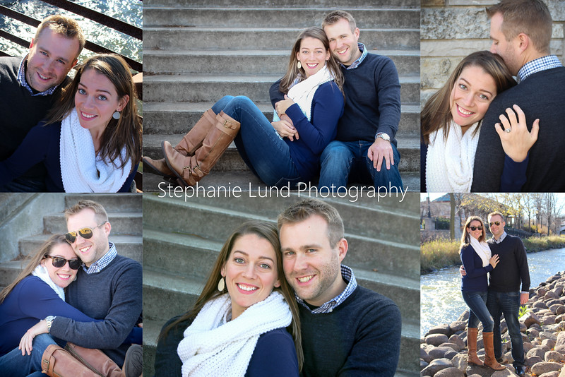 Sarah & Jim's Engagement Session